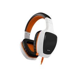 Ozone Headphone Rage GLOW White