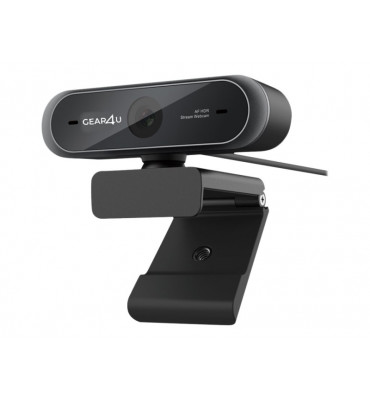 Gear4U FOCUS WEBCAM T1WC73PRO - 1080P