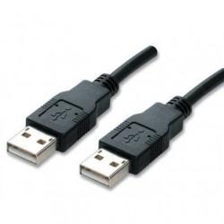 USB 2,0 Cable A/A han / han...
