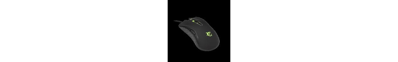 Køb en ny gaming mus fra kendte mærker. Gaming mus med RGB.