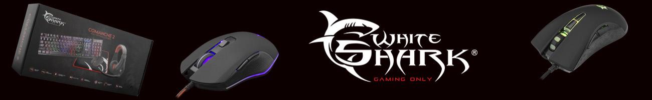 White shark gaming udstyr hos IT Trends