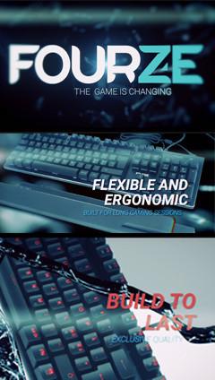 Fourze gaming udstyr til alle - kvalitets gaming udstyr til den kræsne gamer